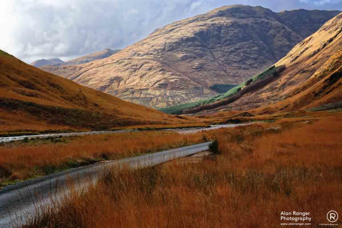 Loch Urr Pass