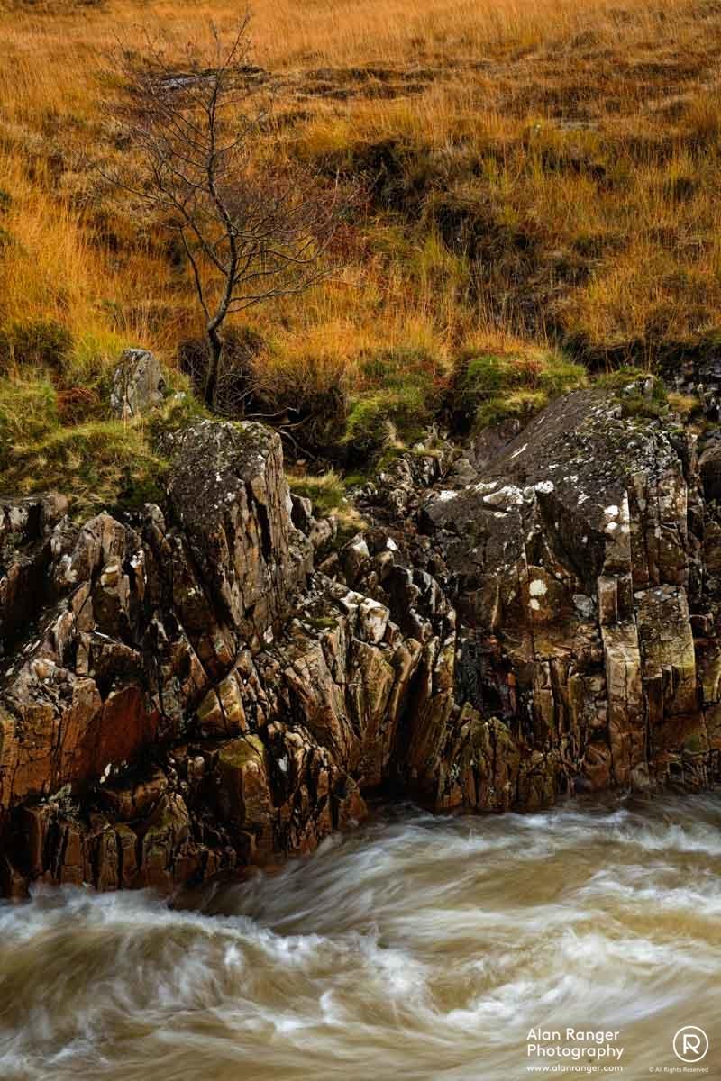 River Etive Falls 2