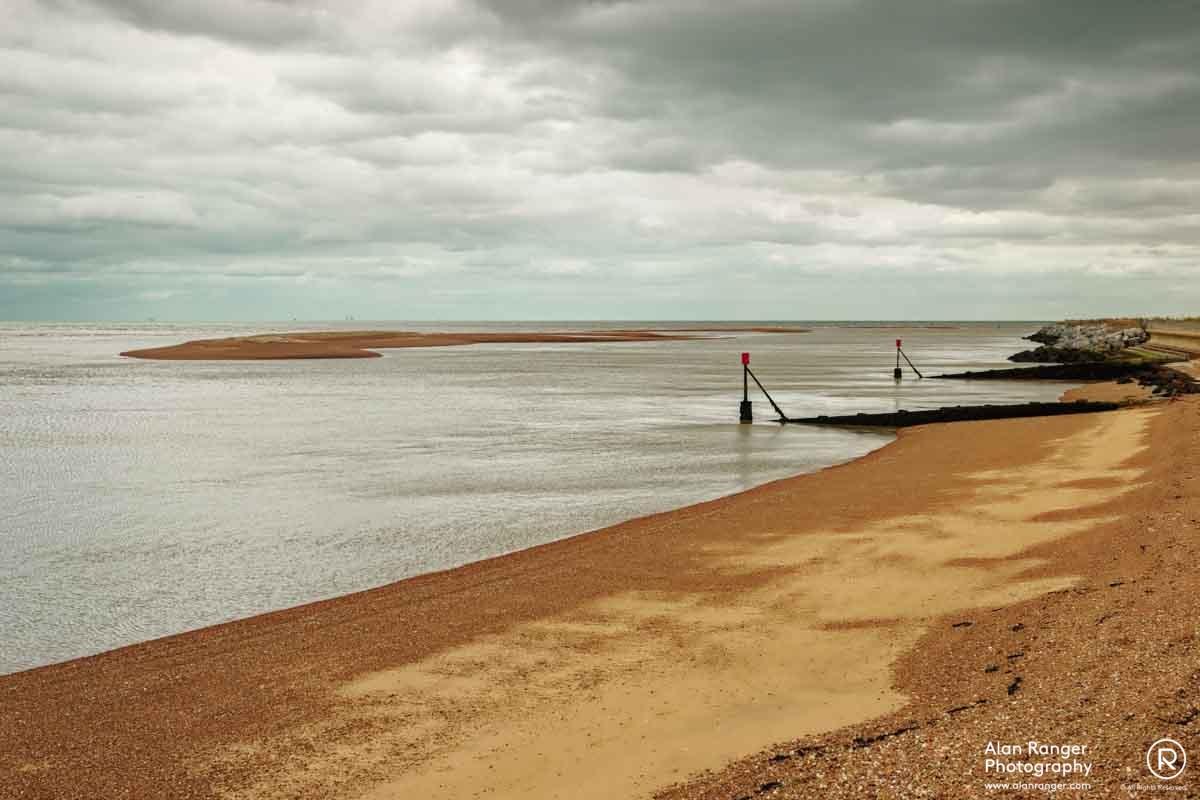 shoreline III - Felixstowe