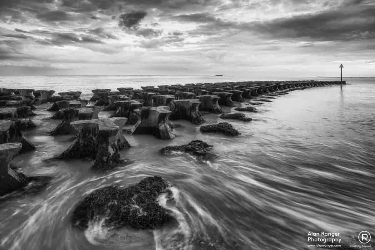 Felixstowe Sea Defenses