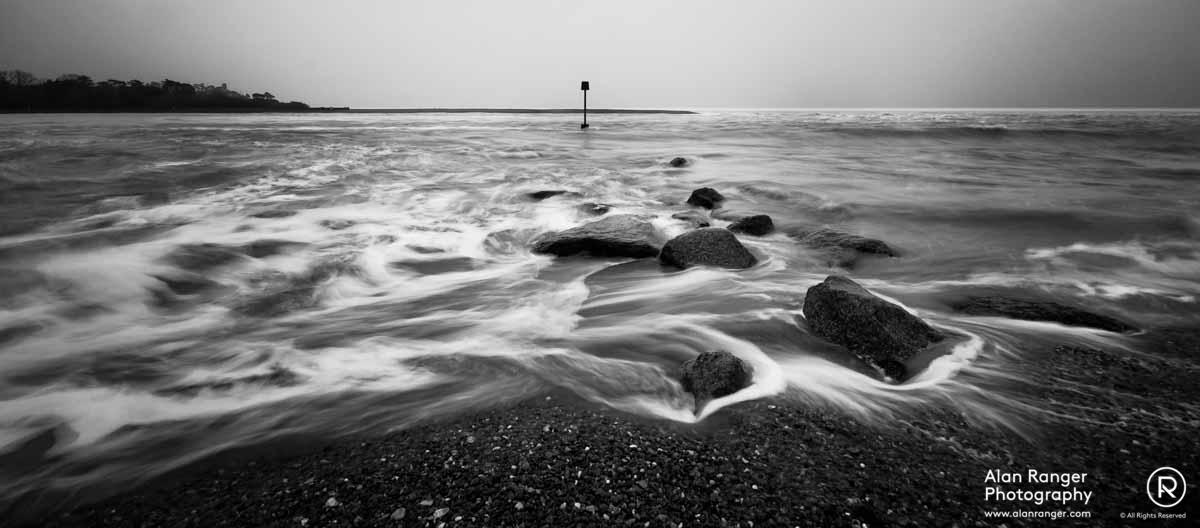 North Sea meets River Deben