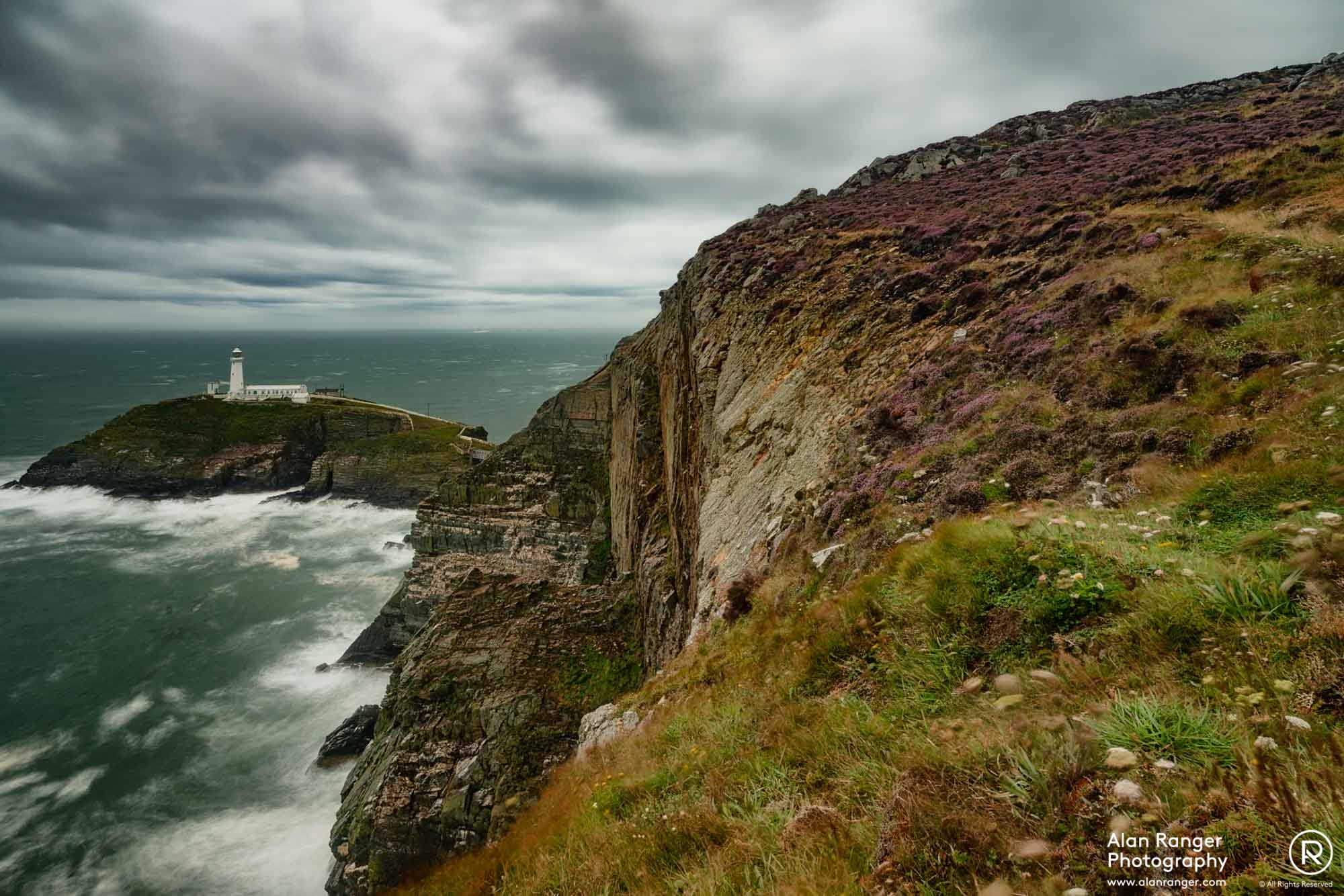 South Stack Storm