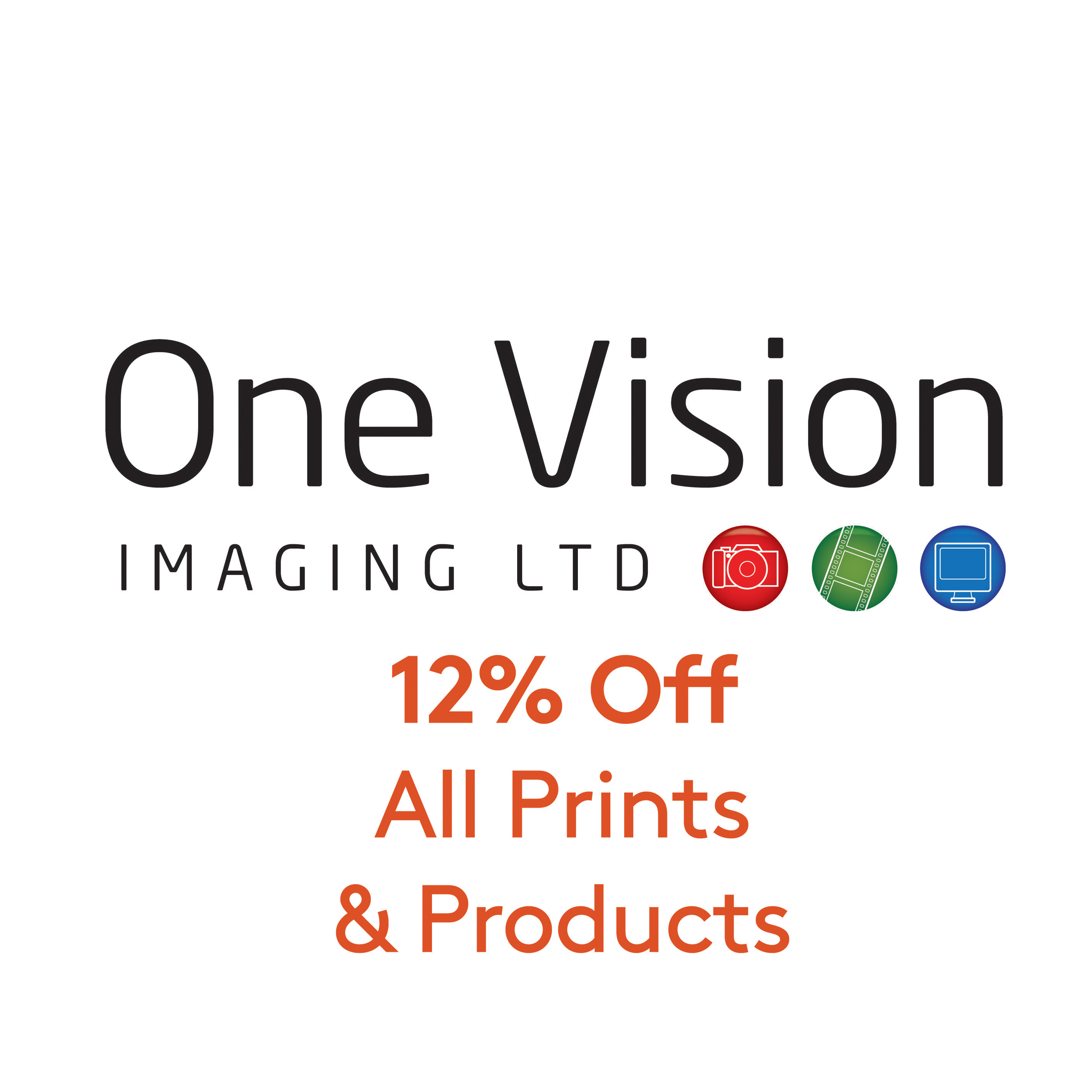 12% off for Alan Ranger Photography Clients