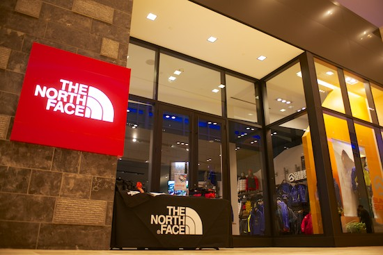 North Face Yorkdale