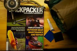 Backpacker: Complete Guide to Outdoor Gear Maintenance and Repair