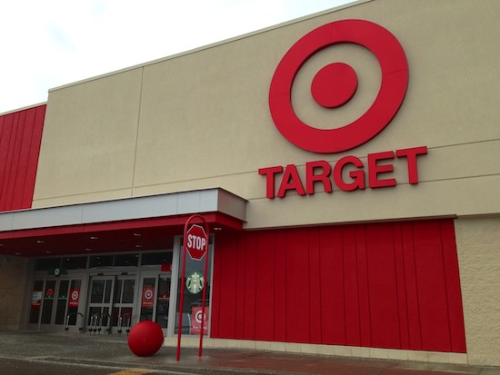 One of the first three Target Pilot stores, now open in Milton, Ontario