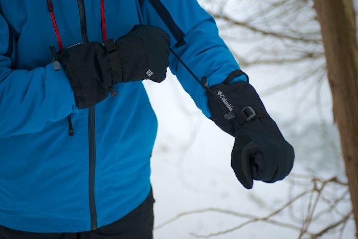 Columbia: Karako Pass Glove