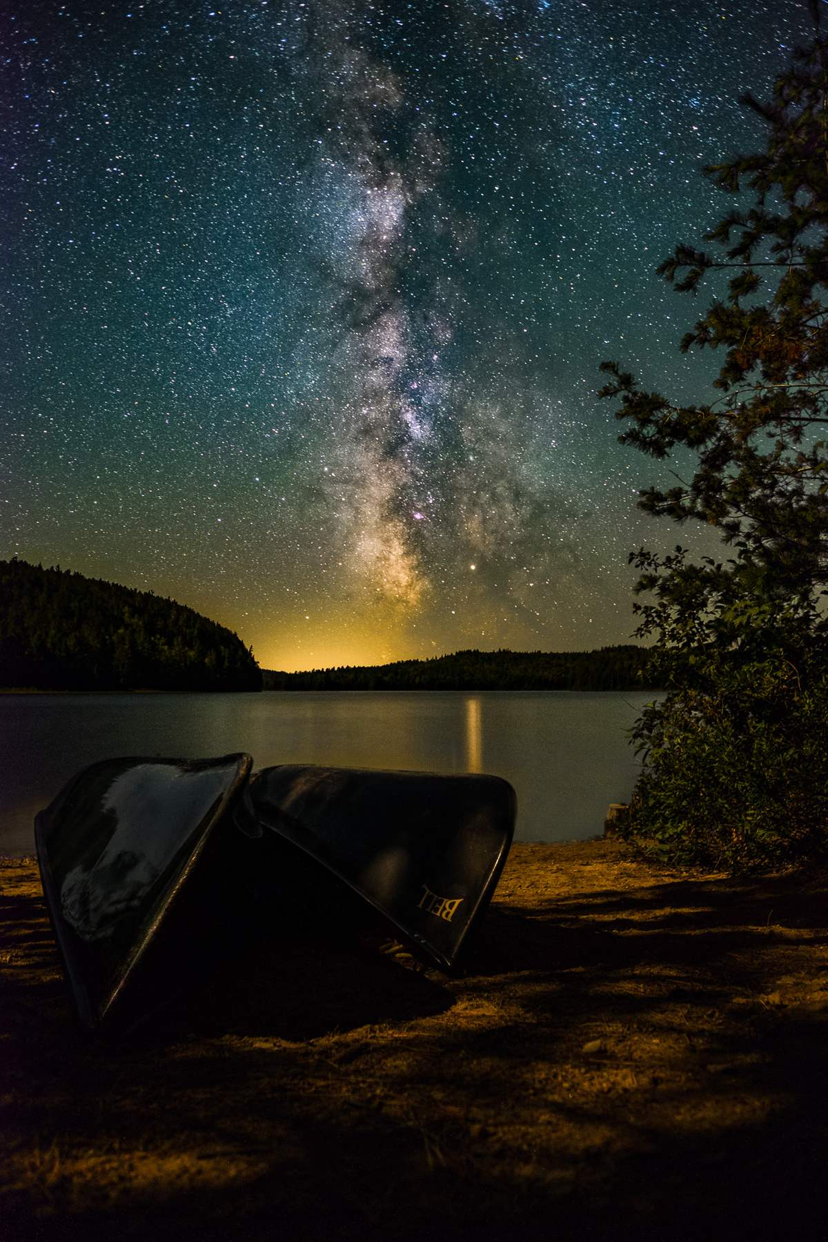 Kerry Gordon - Shirley Lake in Algonquin Park, Ontario