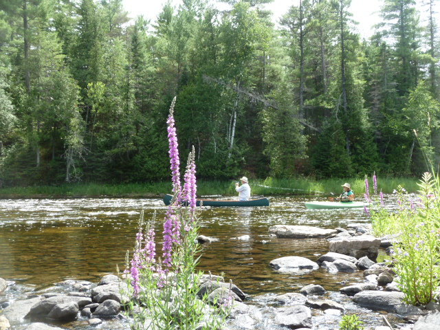 Helen-Ann - On the Bonnechere River in Renfrew county, Ontario
