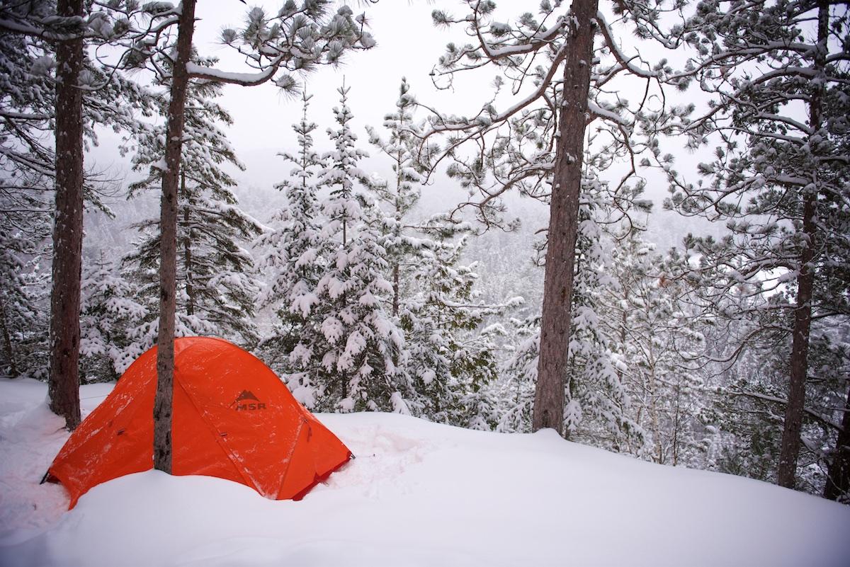 MSR Access Four-Season Tent