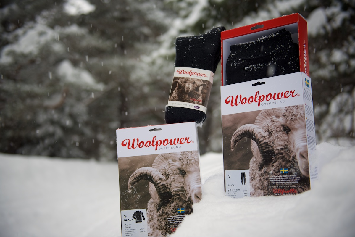 Woolpower Baselayers