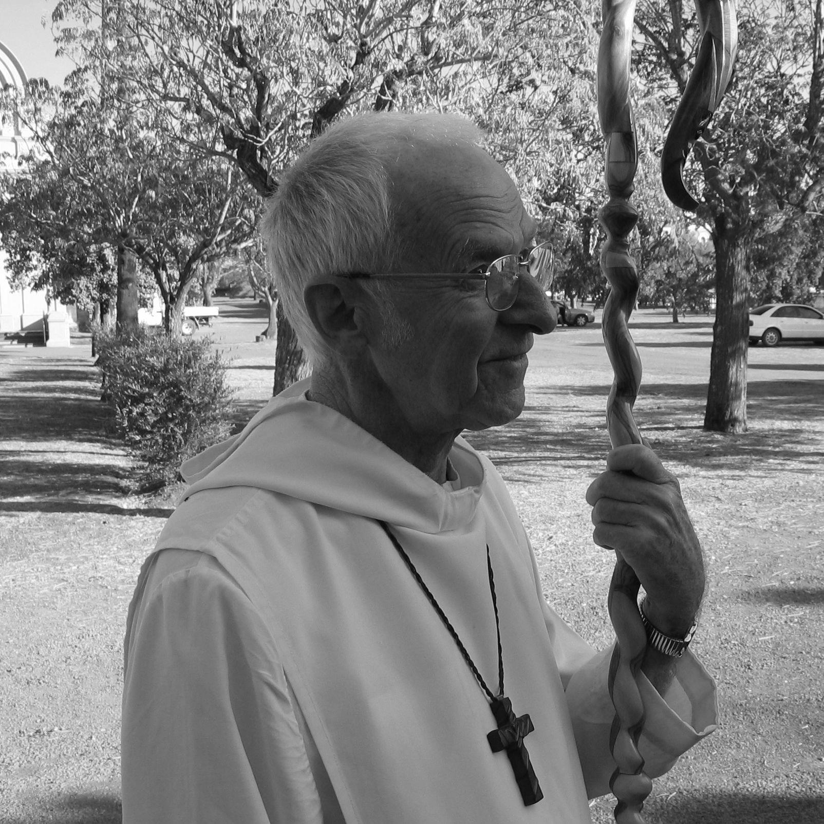 Father Placid Spearritt, Sixth Abbot of New Norcia