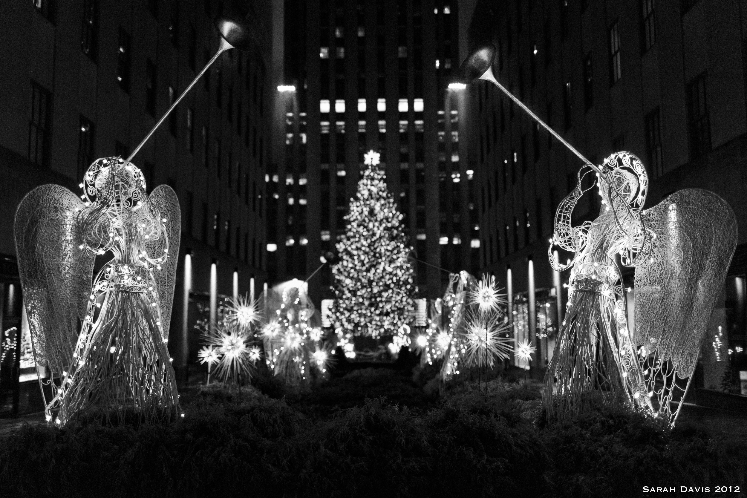 Angels of Rockefeller