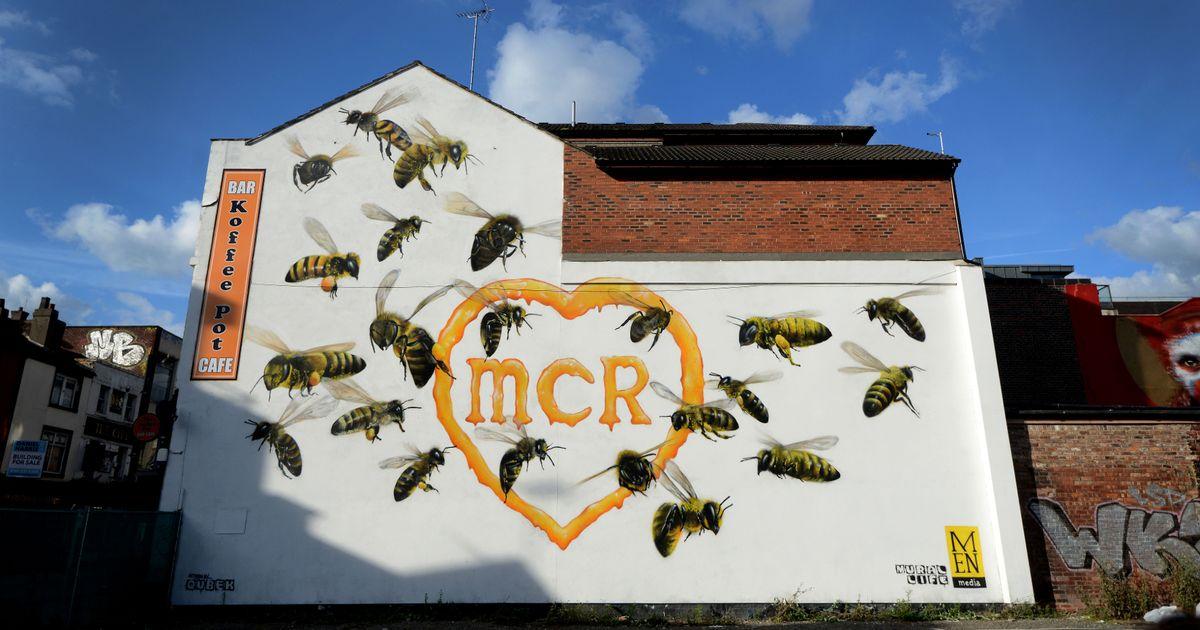 My Inspiration - Image: Manchester Evening News