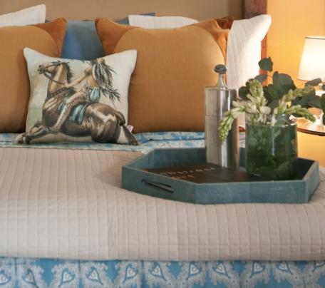 Santa Fe Bed Details