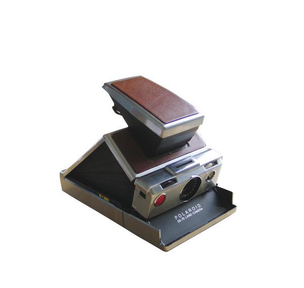 SX-70 Land Camera - Original Model (1972-77)
