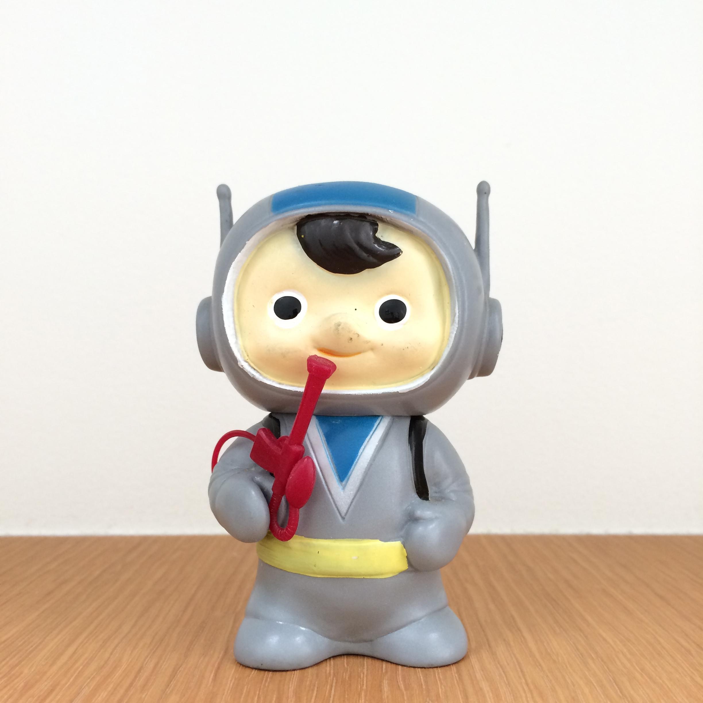 Boku-chan -Space Boy (Fuji Bank)   富士銀行のぼくちゃん