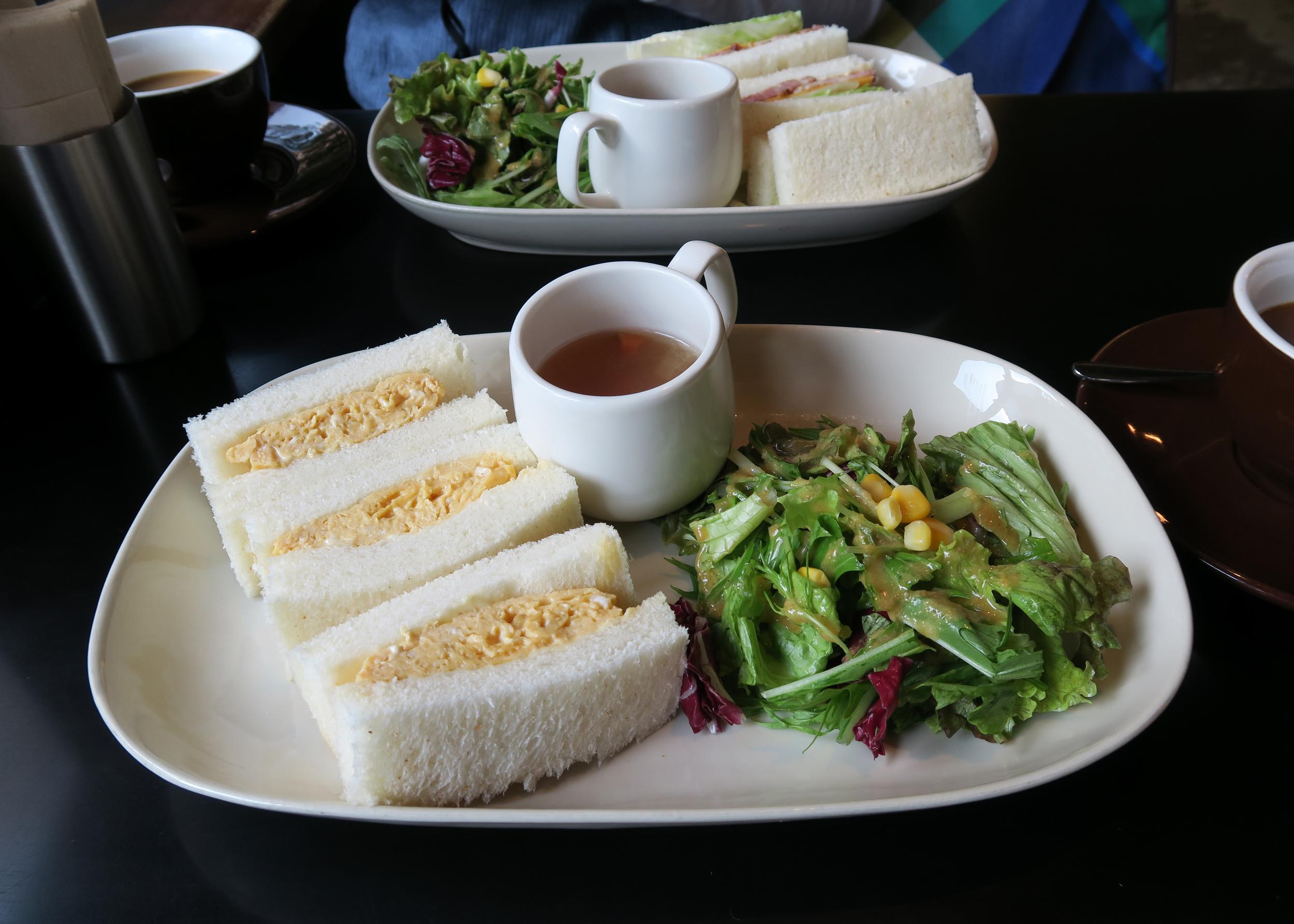 Kayaba Coffee - Egg Sandwich