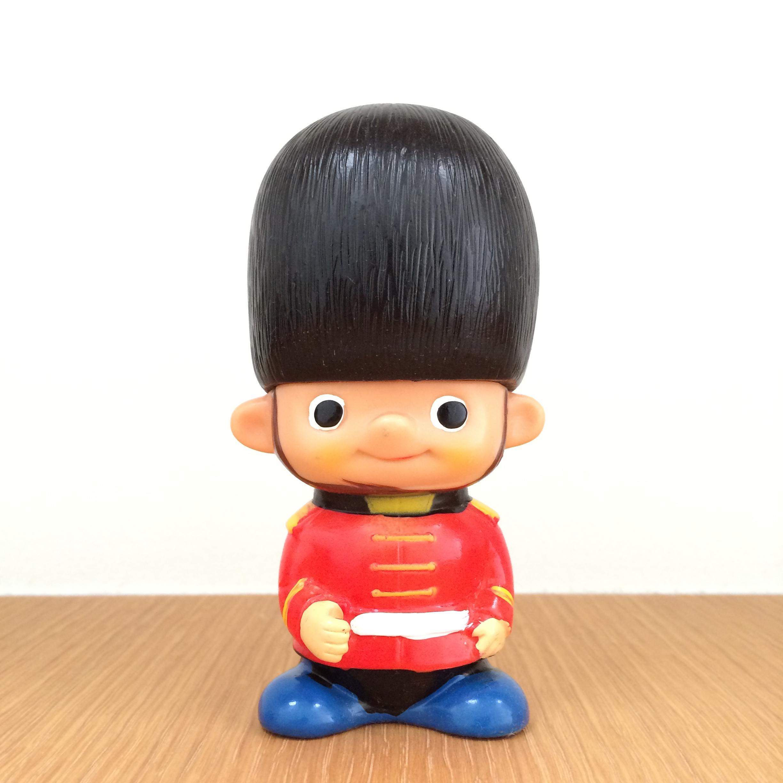 Boku-chan -Royal Guard (Fuji Bank)     富士銀行のぼくちゃん