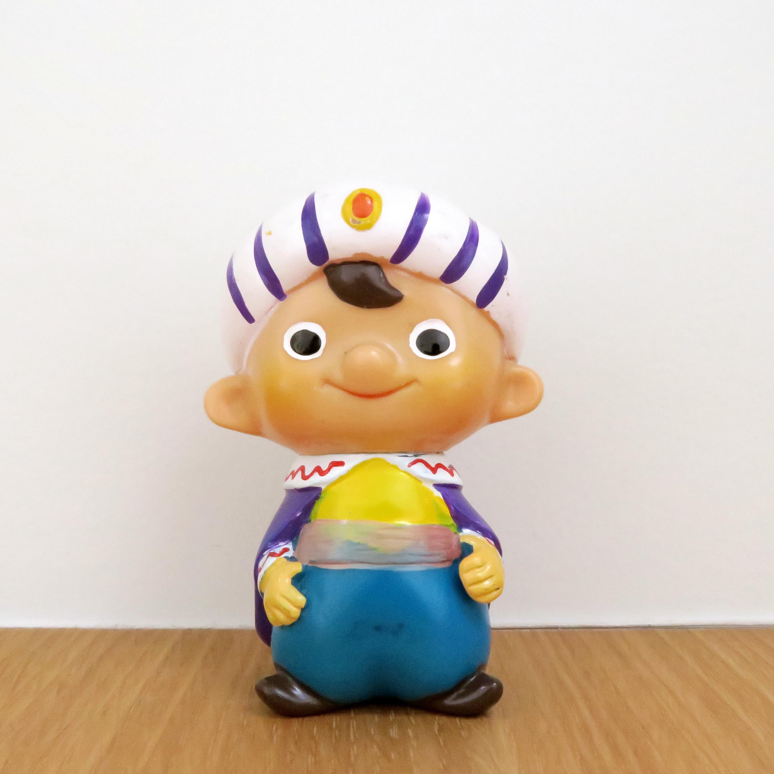 Boku-chan -Arabian (Fuji Bank)   富士銀行のぼくちゃん