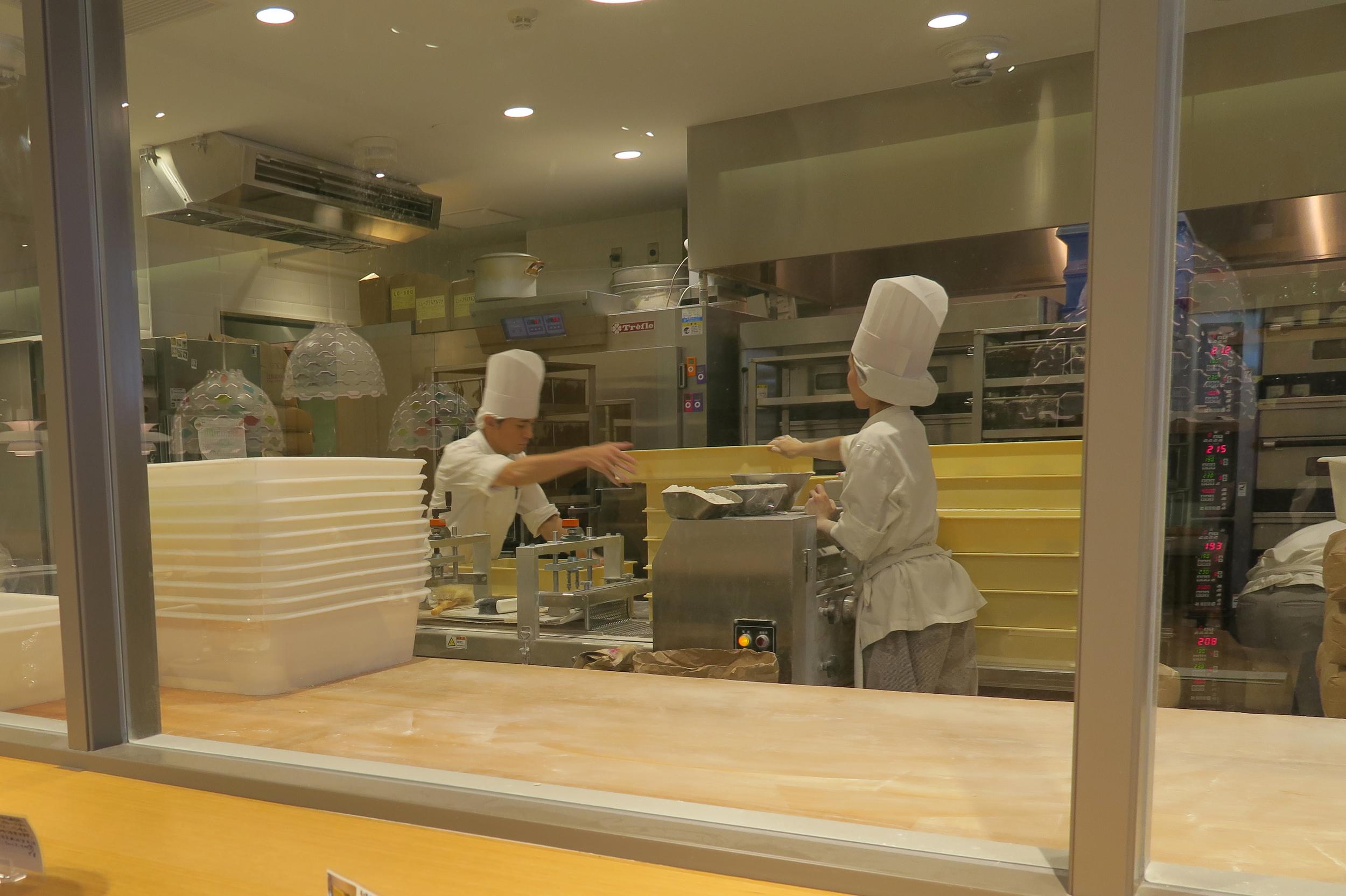 Centre the Bakery (セントル ザ・ベーカリー)