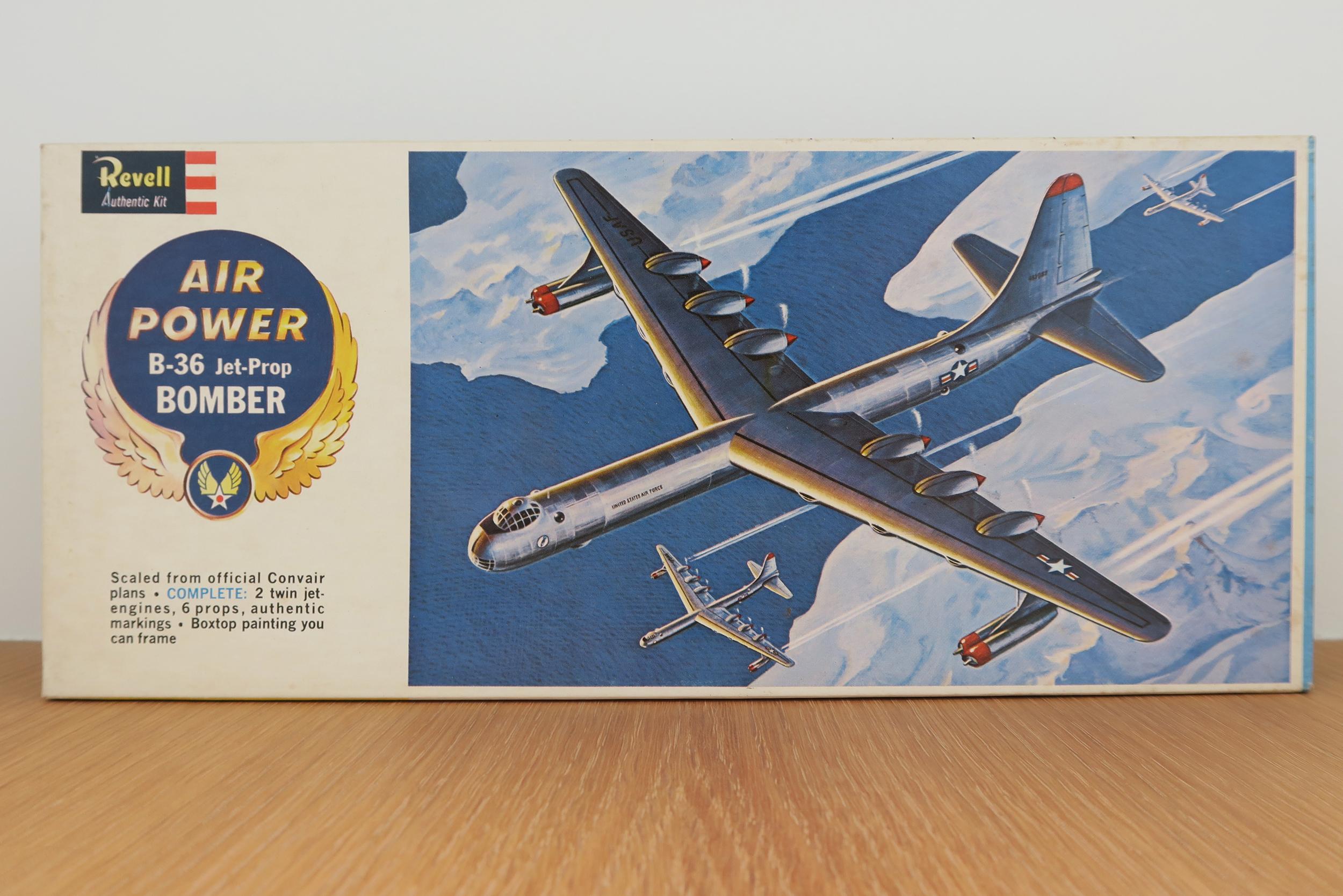 Revell B-36