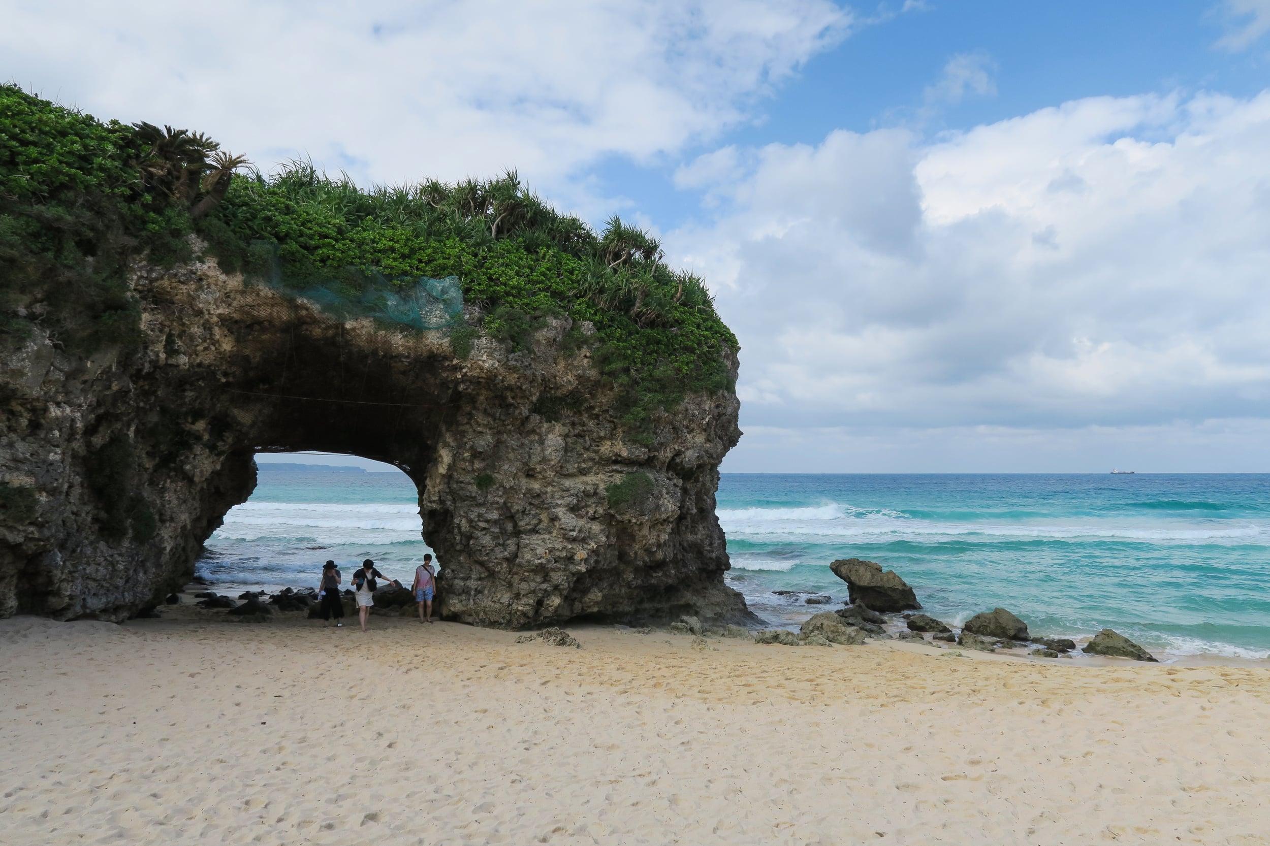 Sunayama Beach (砂山ビーチ)