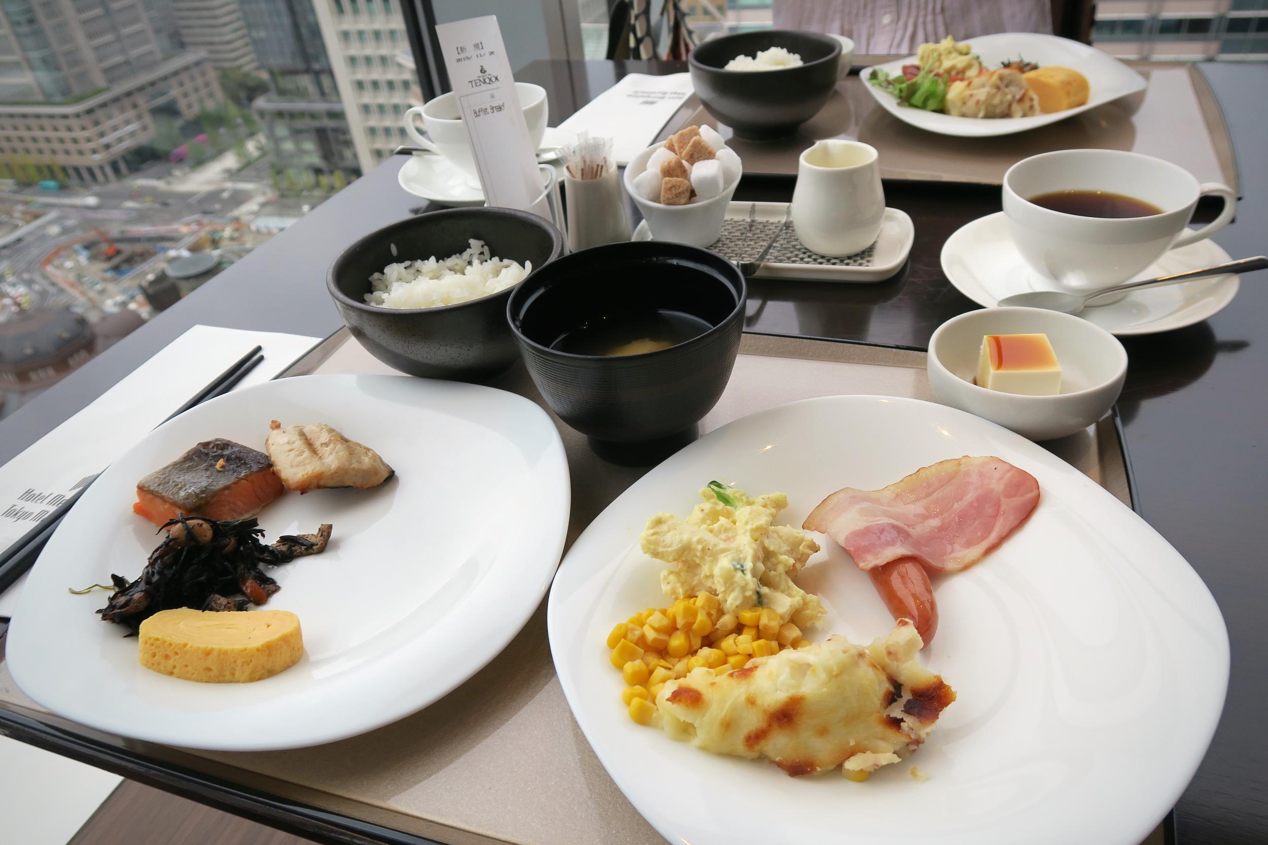 Hotel Metropolitan Tokyo Marunouchi - Breakfast Buffet