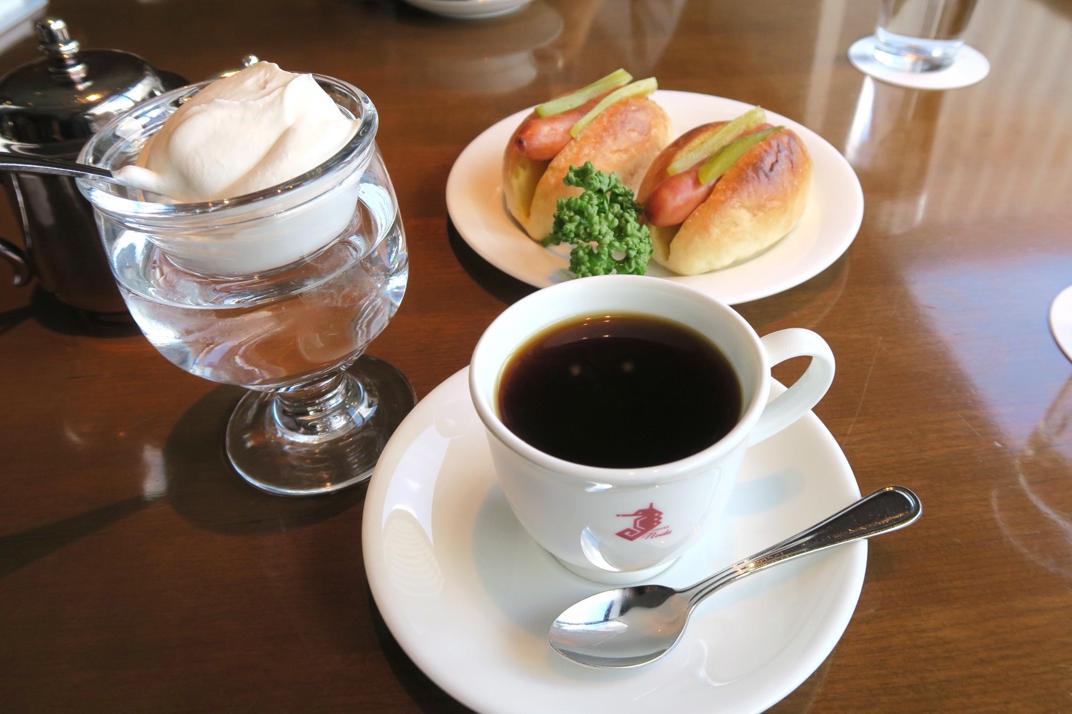 Cafe Regent Coffee Sya Noda カフェレジャン 珈琲舎のだ店