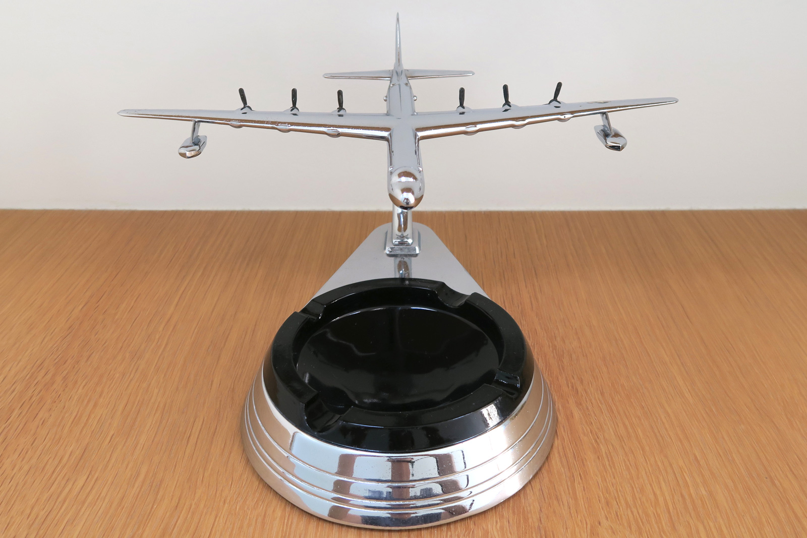 Convair B-36 Bomber Ashtray