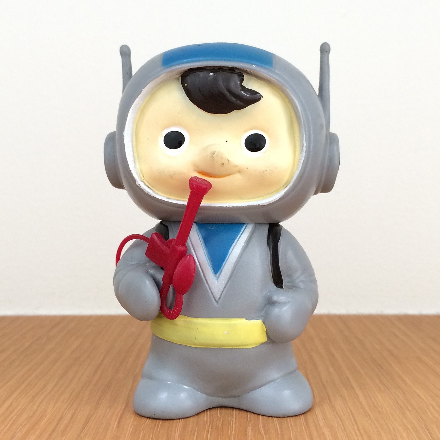 Retro Space Themed Japanese Collectibles