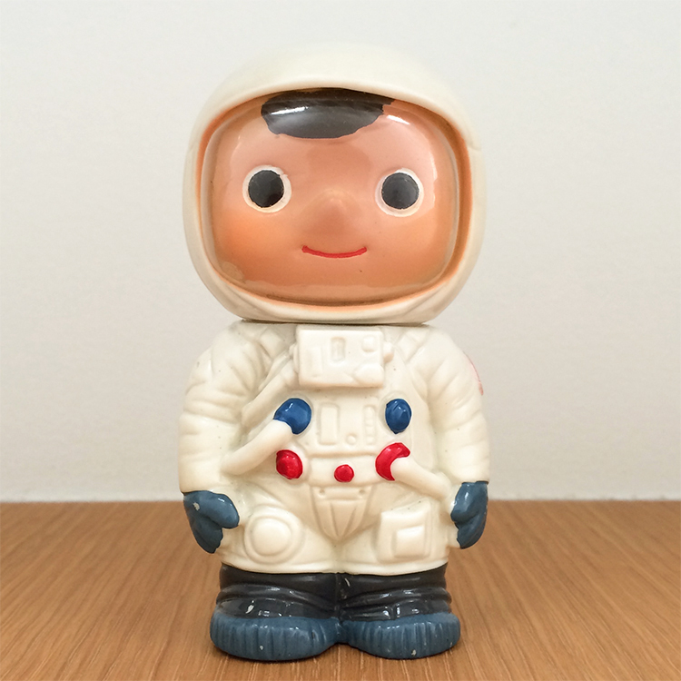 Vintage Japanese Space Collectibles