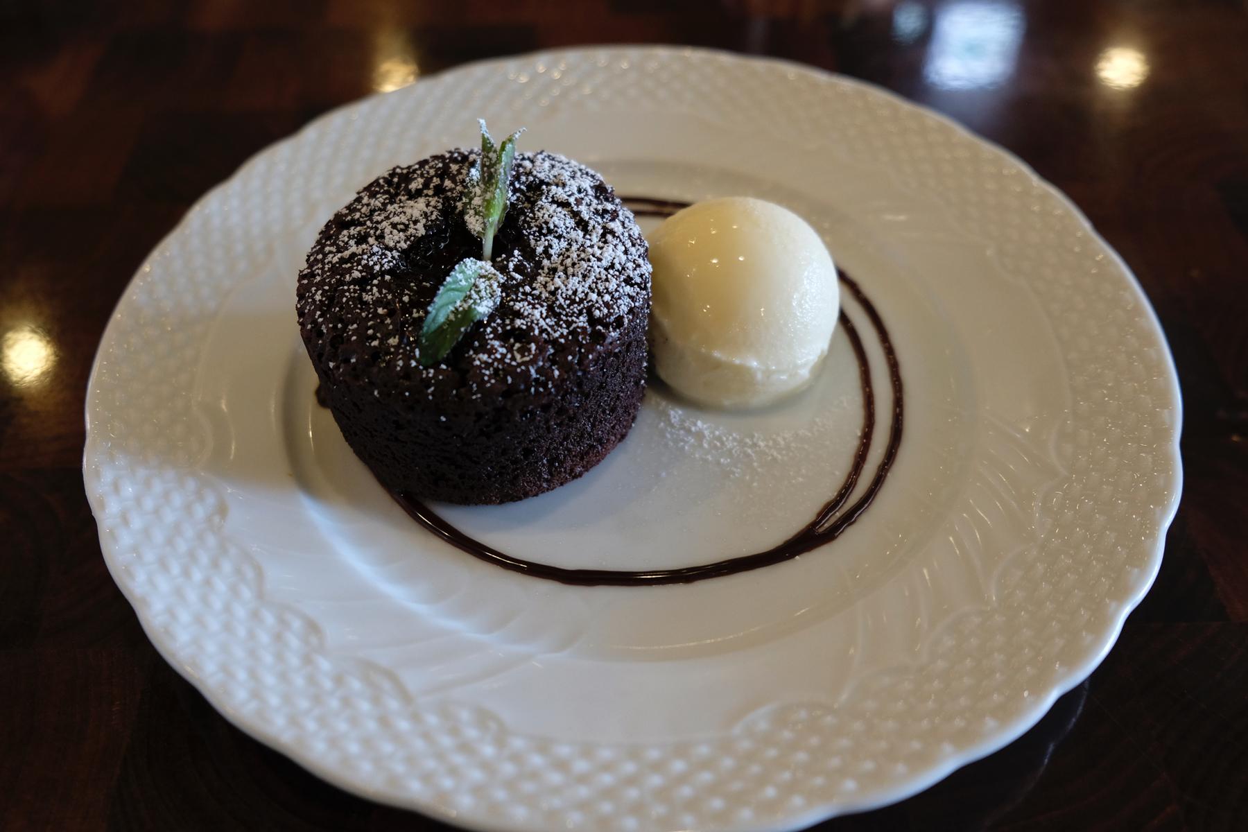 Fondant Chocolate