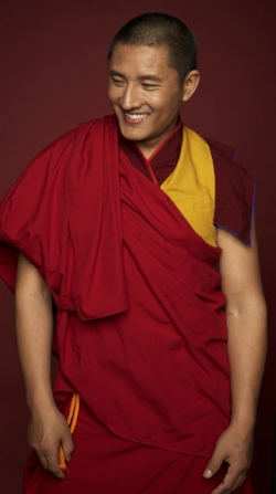Tulku Lobsang: Doctor of Tibetan Medicine & Tantrayana Healing Wisdom