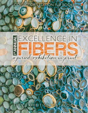Great news.   Round and Round It Goes  has been chosen  Best in Show  in the  Fiber Art Now  exhibition, Excellence in Fibers, 2015. As part of the exhibition it will be featured in the winter issue of the magazine. I am proud to be part of a this exciting collection of artwork.