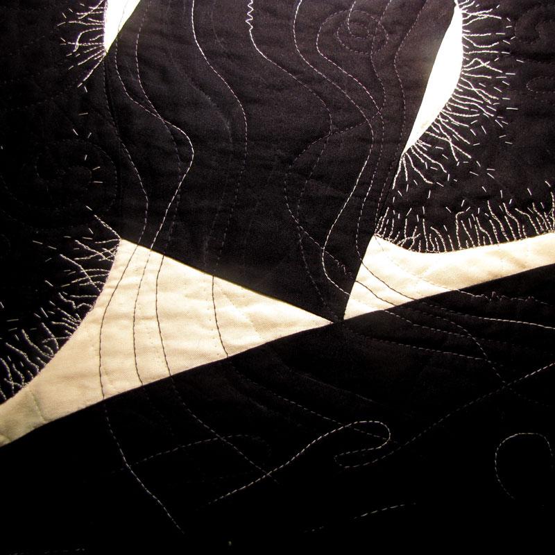 edges, silhouette, Paula Kovarik