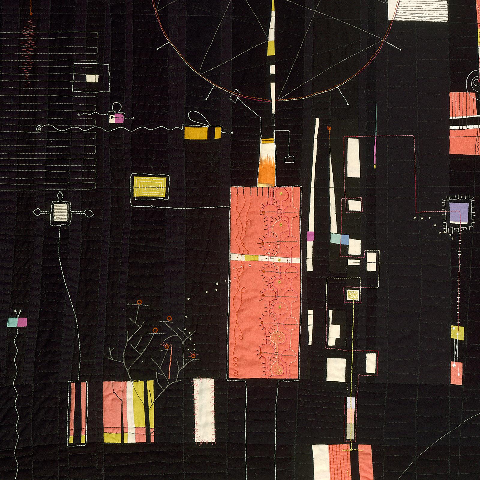 Incoming , detail, Paula Kovarik