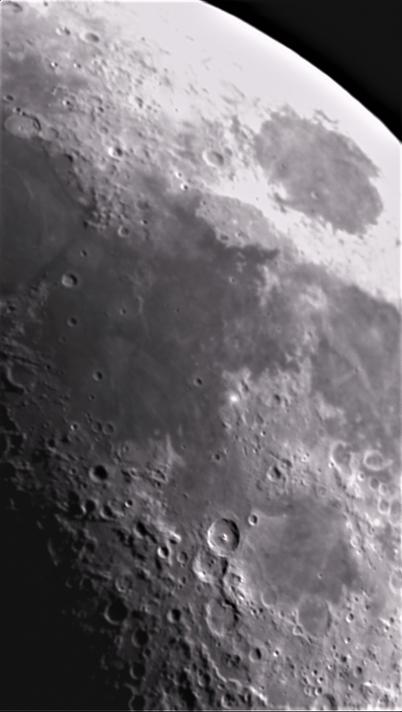 Colin White - Starts the lunar 100 November 2017