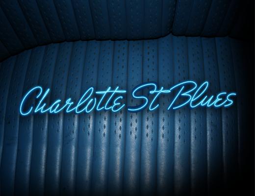 Branding for Blues Bar in London