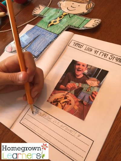 Flat Stanley Travel Journal