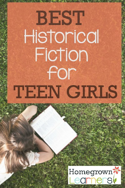 Best Historical Fiction for Teen Girls