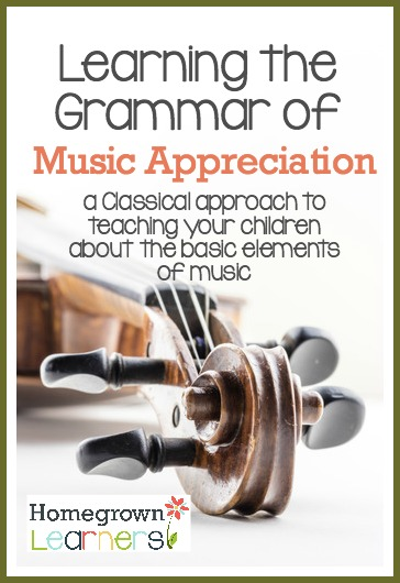 Teaching Children the Grammar of Music