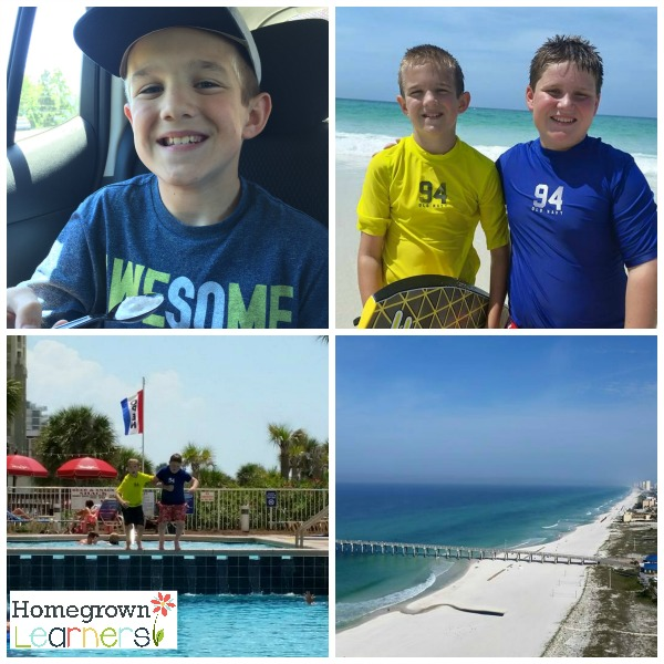 Benefits of Being Homeschooled (and the week we FULLY took advantage of them)