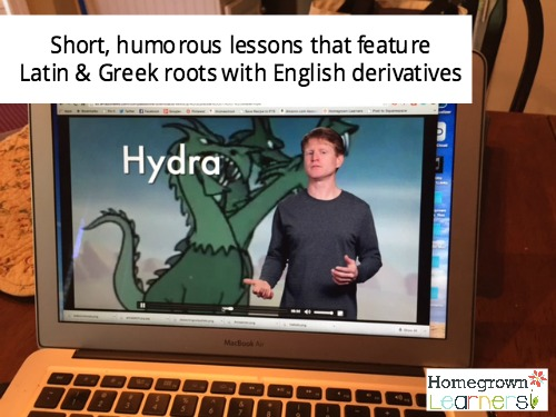 Learn Latin & Greek Vocabulary with WordUp!