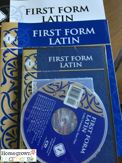 Using First Form Latin in Classical Conversations Foundations