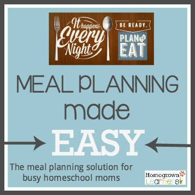 Meal Planning Made EASY with Plan to Eat
