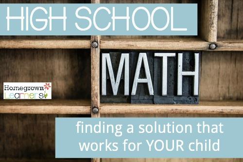 High School Math with Mr. D