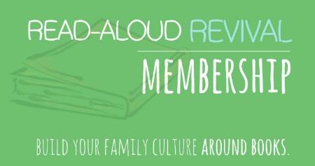 Read Aloud Revival Membership