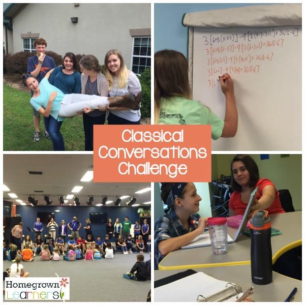 Classical Conversations Challenge Program