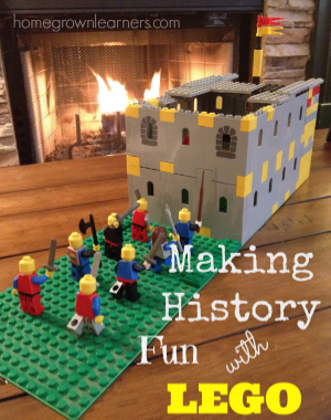 Making History Fun with LEGO